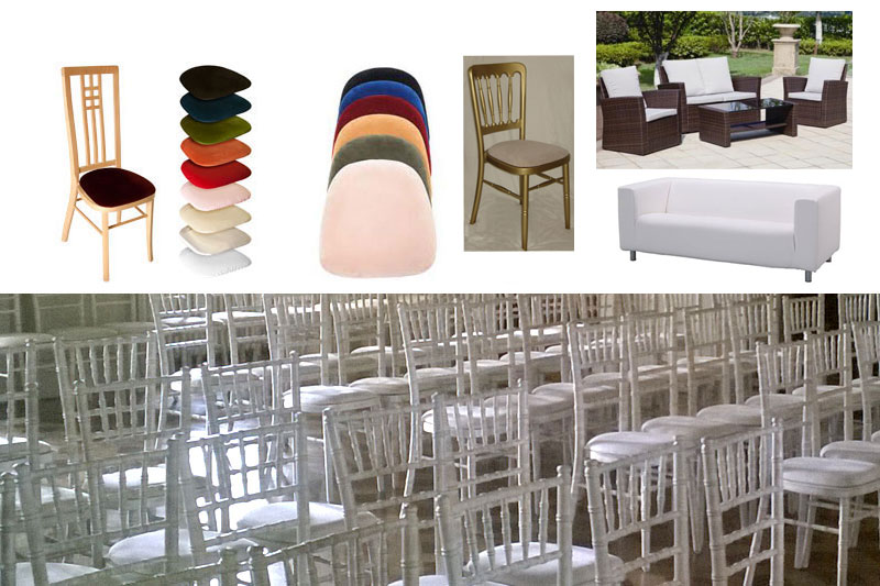 Chair Hire for your marquee