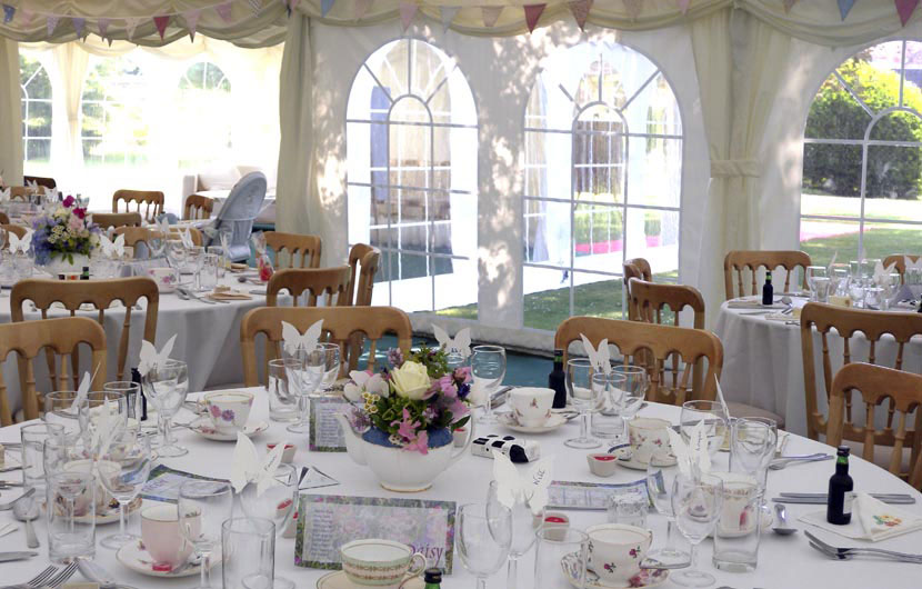 Frequent Questions for Quality Marquee Hire, Hampshire